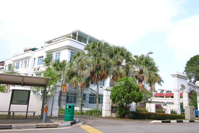 Casa Pasir Ris Casa Pasir Ris - Street
