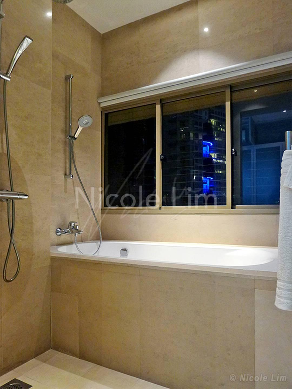 Master Bedroom Ensuite Long Bath