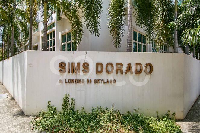 Sims Dorado Sims Dorado - Logo