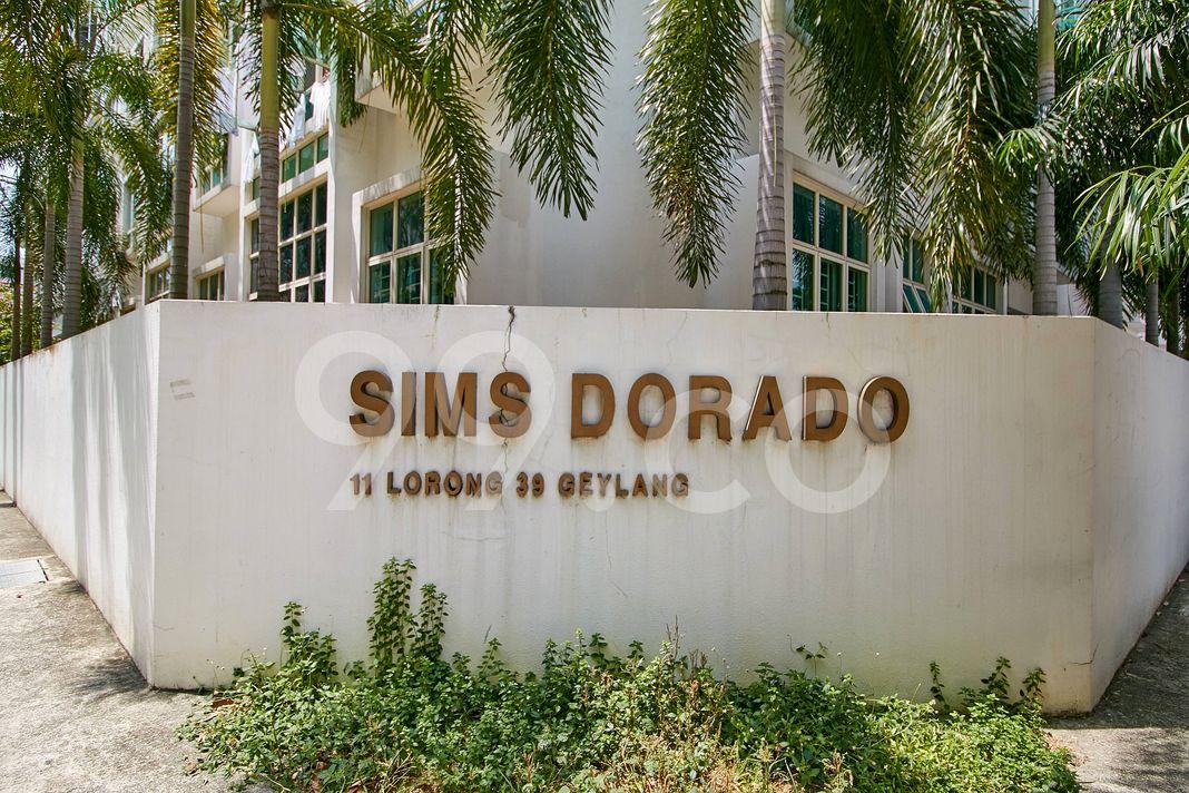 Sims Dorado  Logo