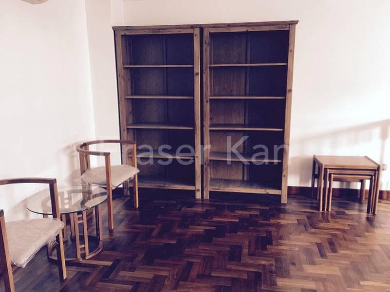 upper floor private area