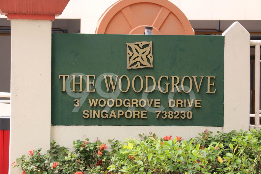 The Woodgrove  Logo