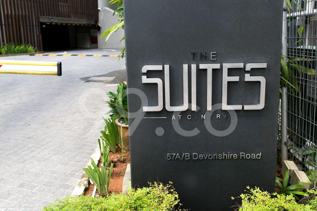 The Suites @ Central  Logo