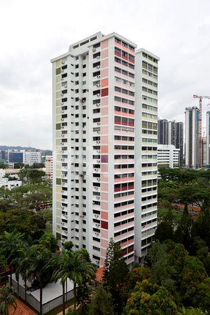 HDB-Jurong East Block 413 Jurong East