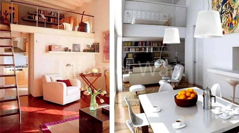 Mezzanine Concepts Brm or Study on Mezzanine Deck