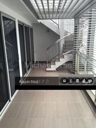 Stairs to Upper Floor Terrace