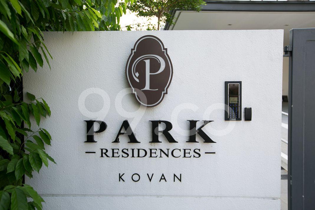 Park Residences Kovan  Logo