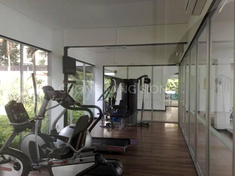 Gymn room