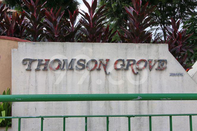 Thomson Grove Thomson Grove - Logo