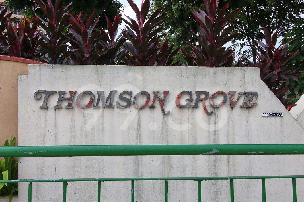Thomson Grove  Logo