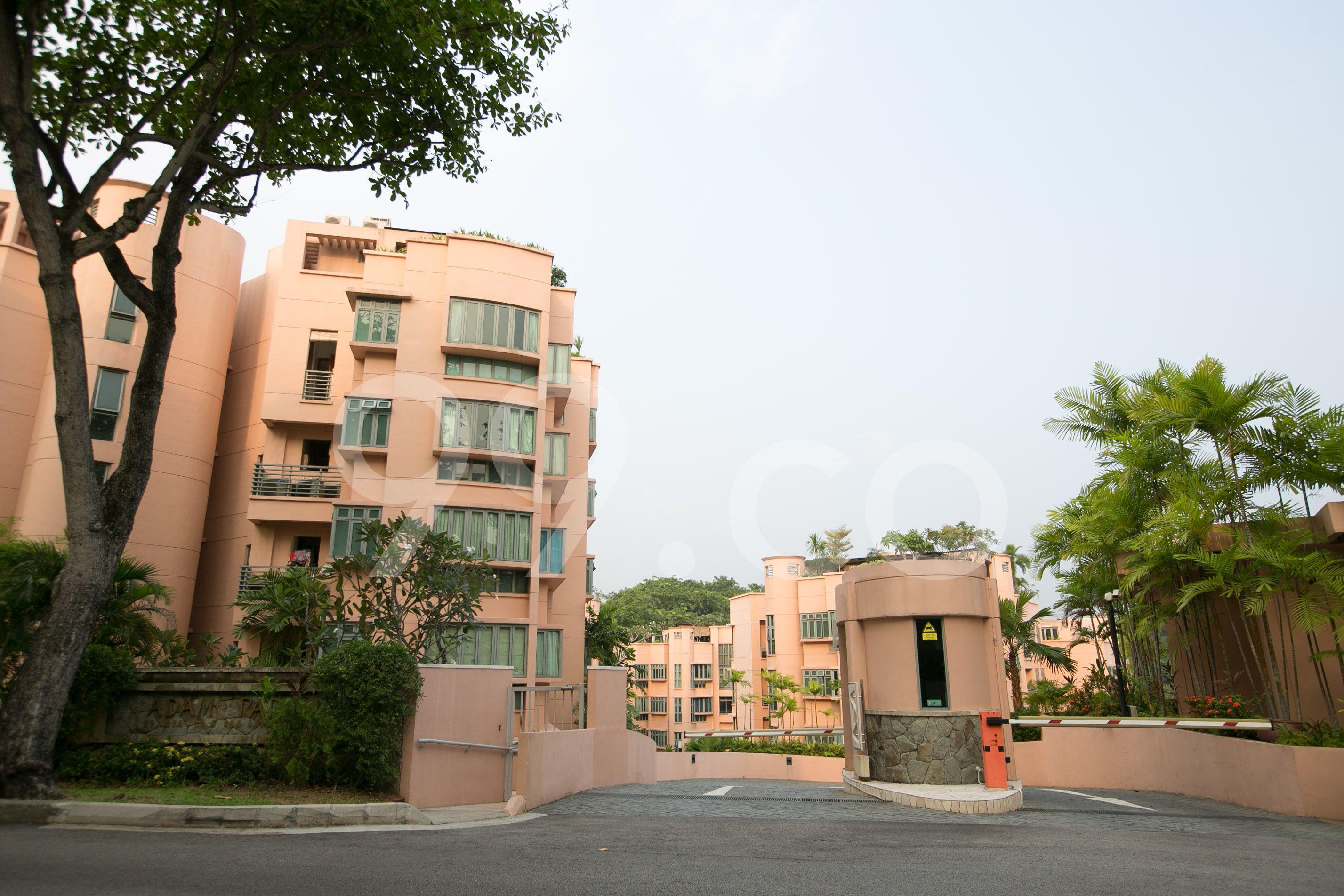 Adam Park Condominium Adam Park Condominium - Entrance
