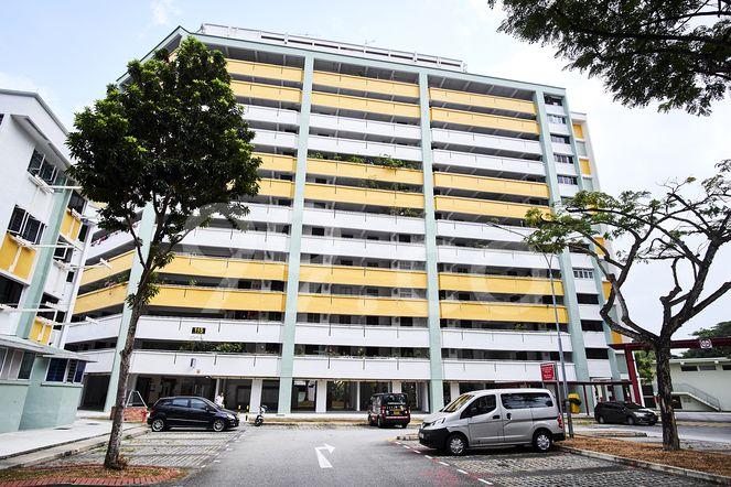 HDB-Potong Pasir Block 115 Potong Pasir