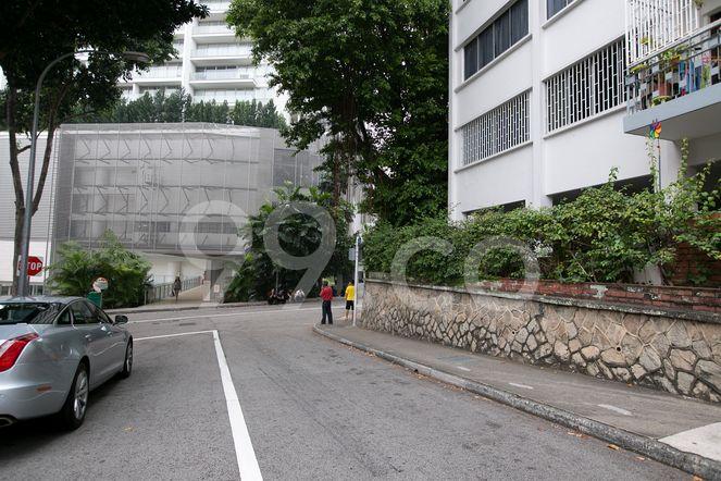Kimsia Court Kimsia Court - Street