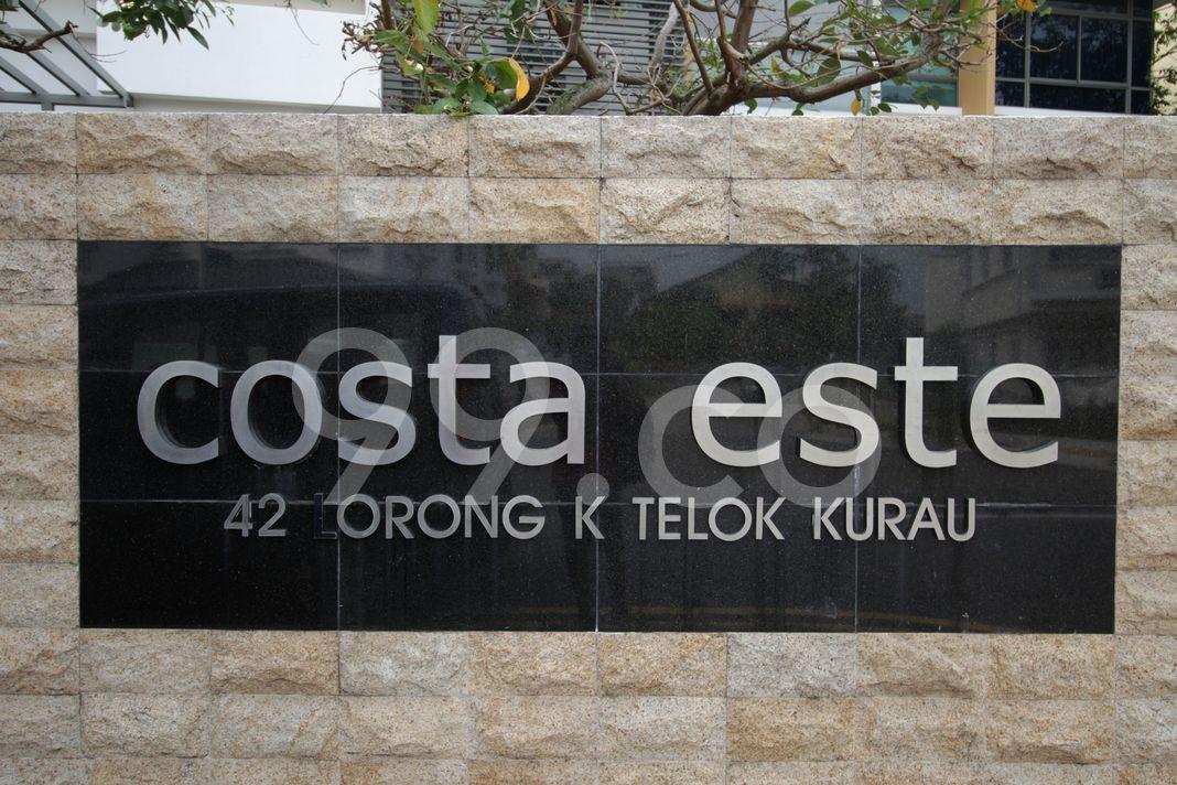 Costa Este  Logo