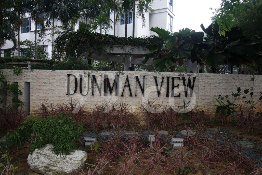 Dunman View  Logo