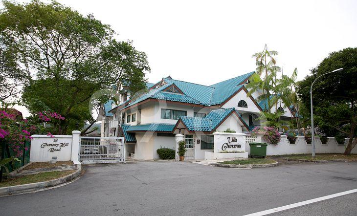 Villa Chancerita Villa Chancerita - Elevation