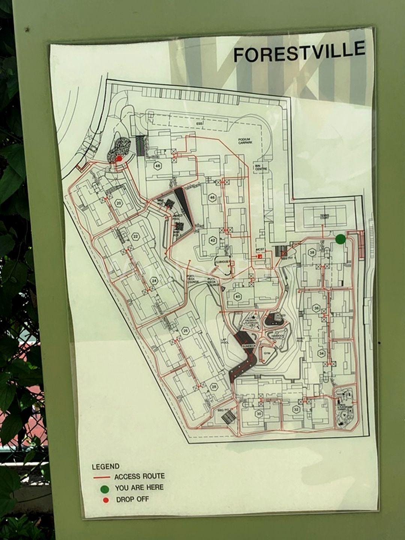 Condominium Ground Area
