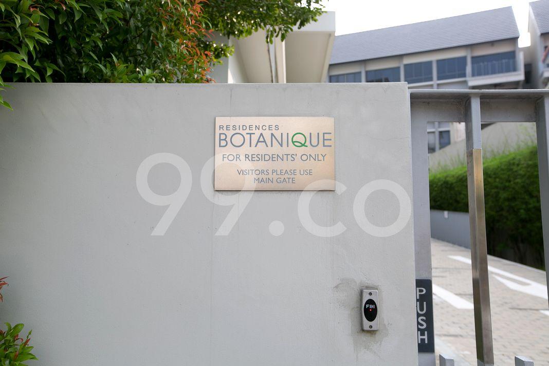 Residences Botanique  Logo