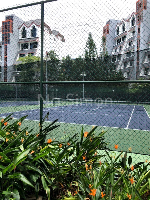 Tennis Court (Day)