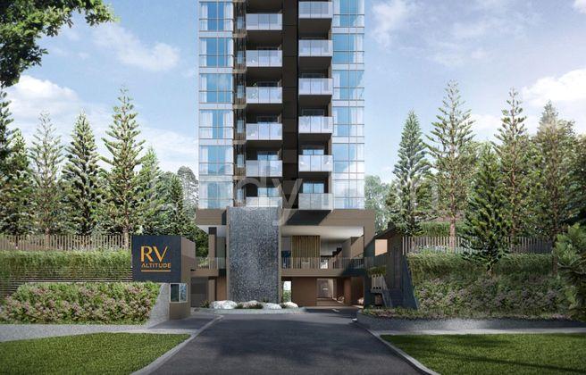 RV Altitude luxury freehold condo