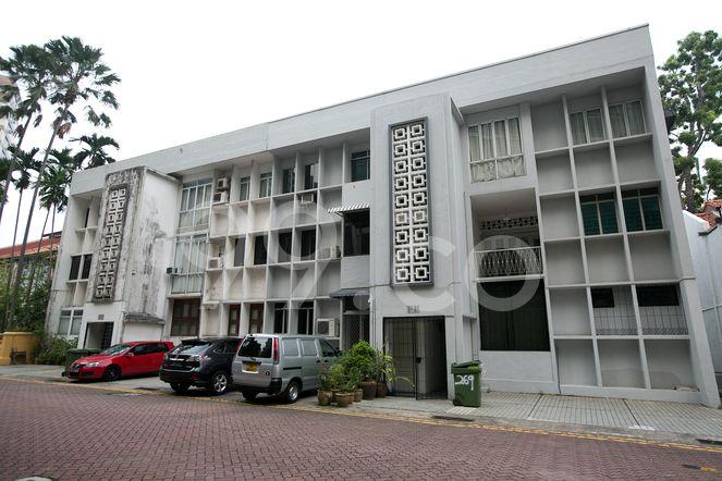 Emerald Apartments Emerald Apartments - Elevation