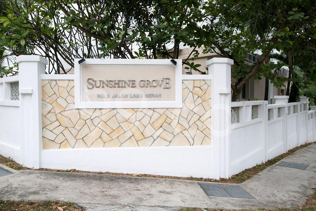Sunshine Grove  Logo