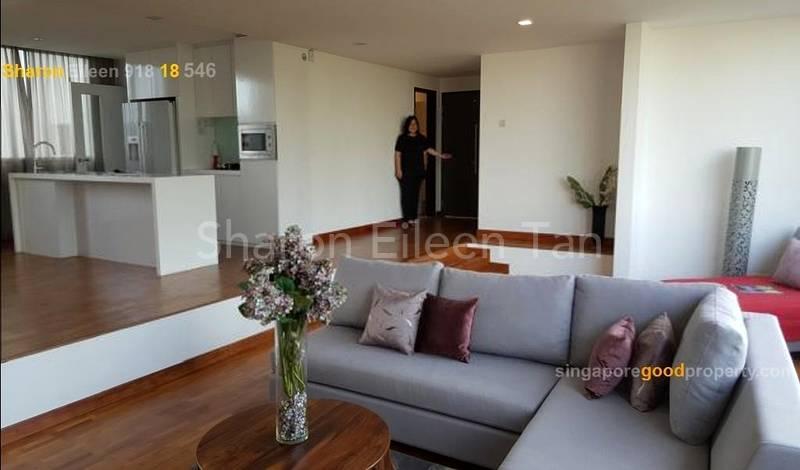 Welcome Home At Nassim Regency