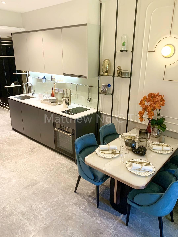 Dinning & Kitchen Area