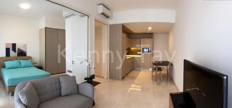Spacious Living & Bedroom (convertible to proper bedroom)
