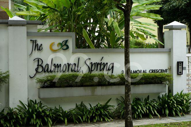 The Balmoral Spring The Balmoral Spring - Logo