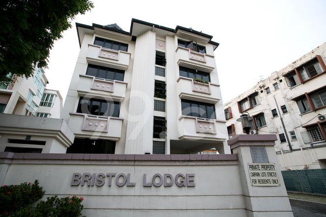 Bristol Lodge Bristol Lodge - Logo