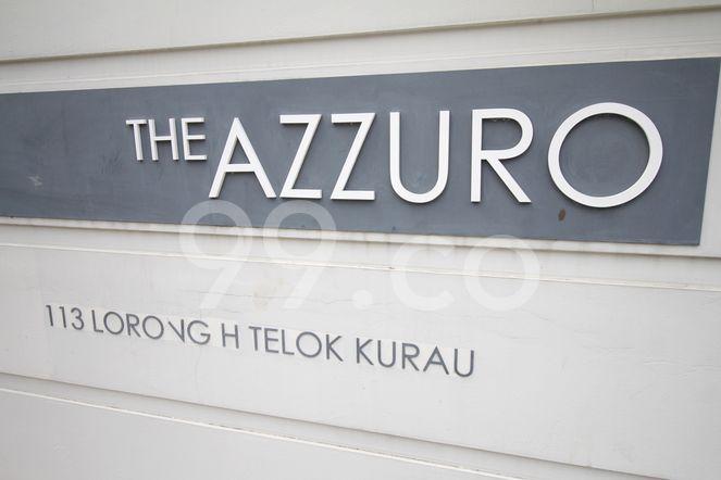 The Azzuro The Azzuro - Logo