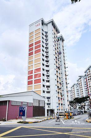 HDB-Potong Pasir Block 145 Potong Pasir