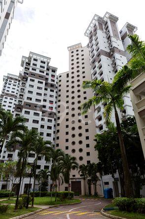 HDB-Jurong East Block 286D Jurong East