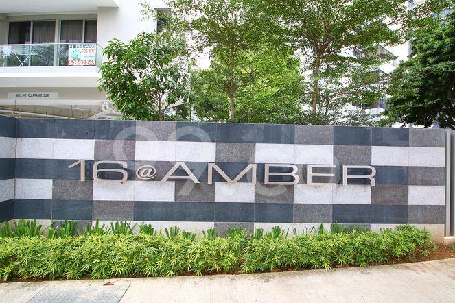 16 @ Amber 16 @ Amber - Logo