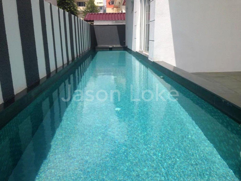 20m lap pool