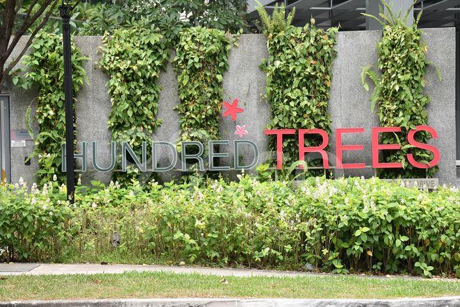 Hundred Trees Hundred Trees - Logo