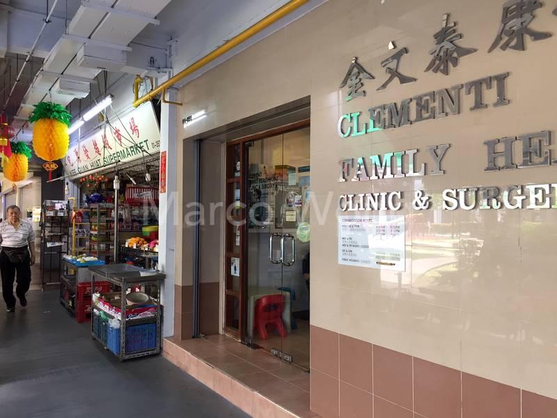 Amenities like Minimart, Clinic & Hairdresser