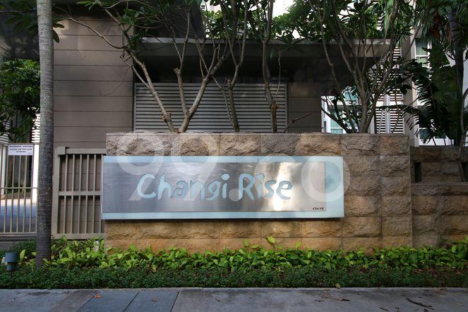 Changi Rise Condominium Changi Rise Condominium - Logo