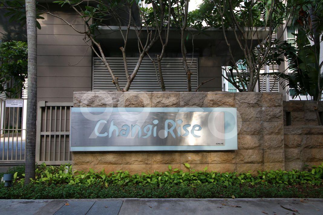 Changi Rise Condominium  Logo