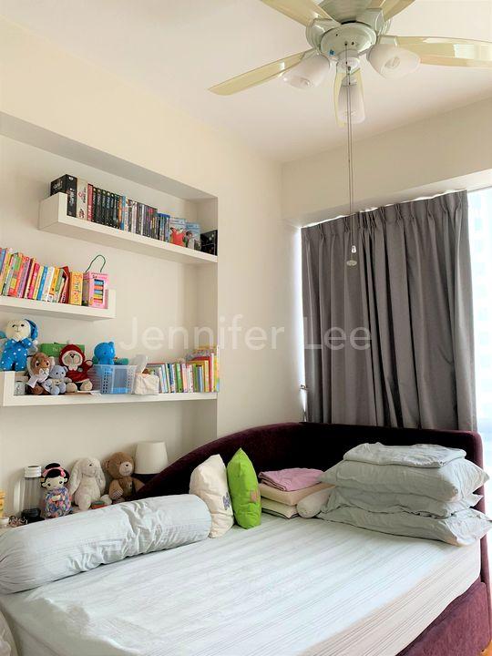 Children's room when owner occupied