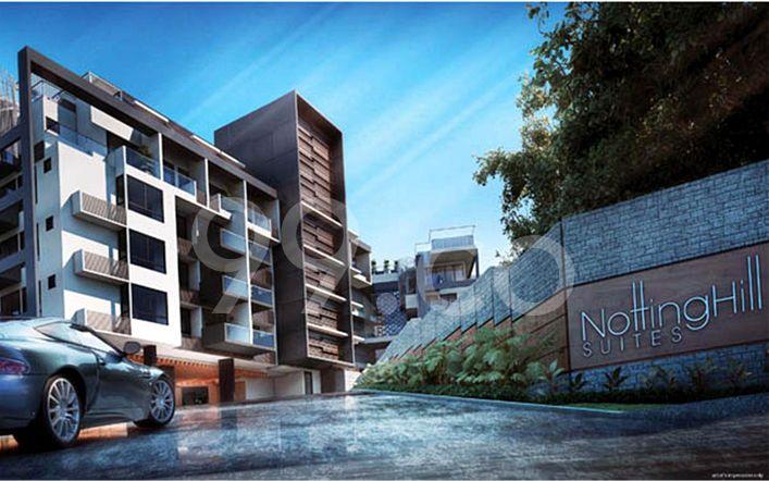 Nottinghill Suites Nottinghill Suites - Cover