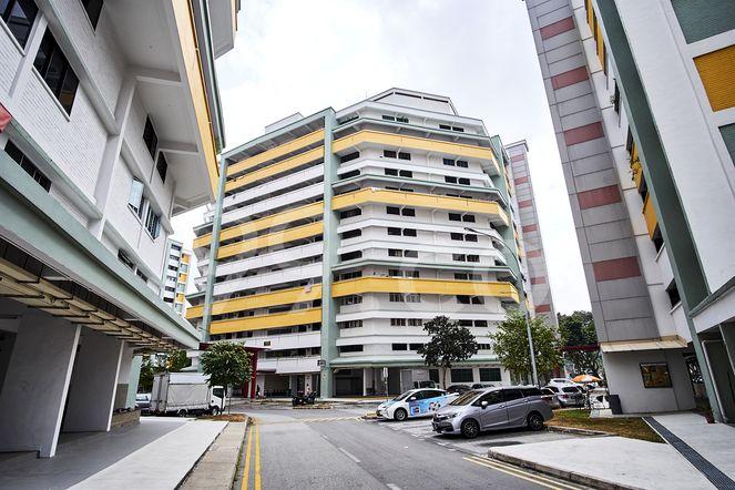 HDB-Potong Pasir Block 113 Potong Pasir