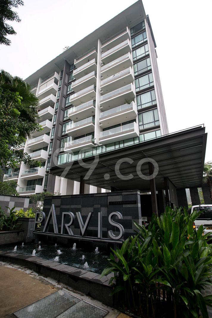 Parvis  Logo