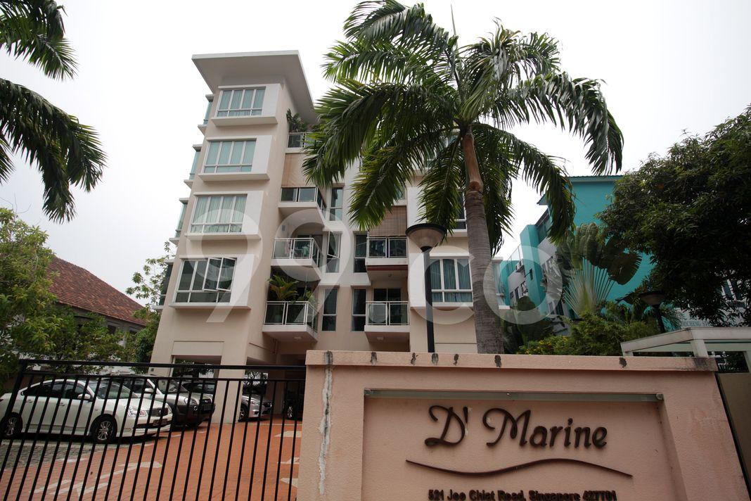 D'marine  Elevation