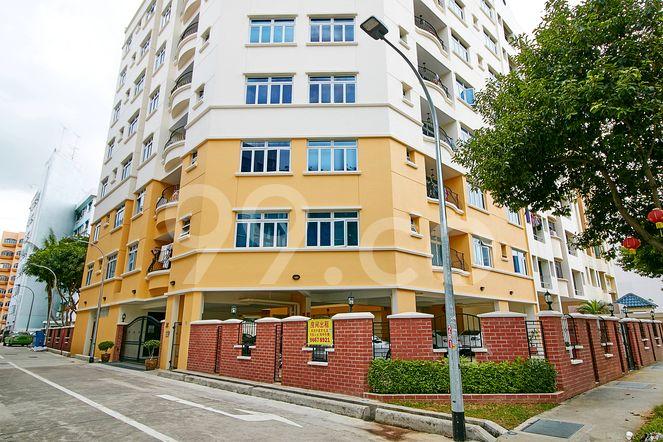 Choon Moey Mansions Choon Moey Mansions - Street