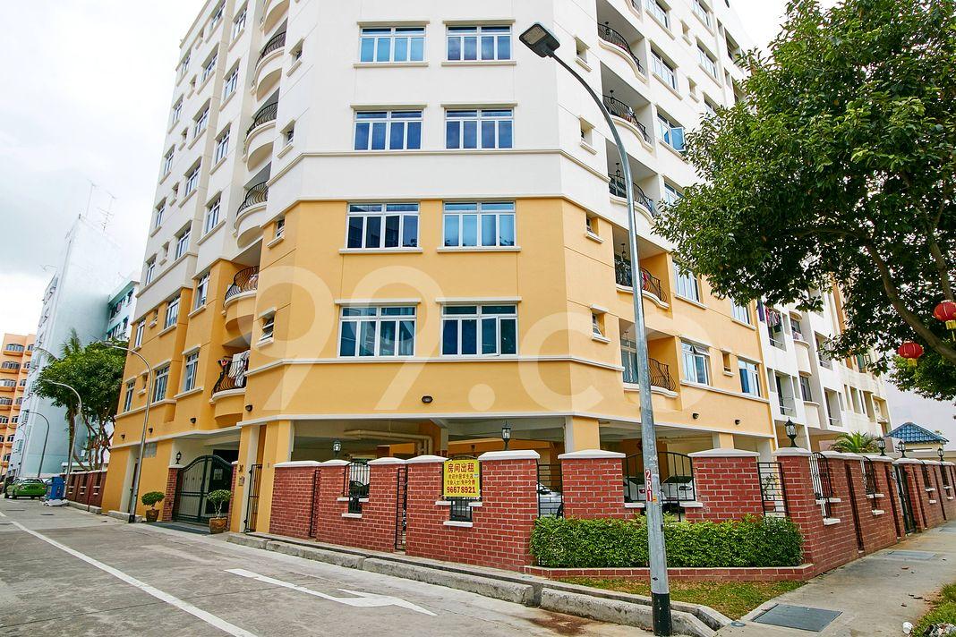 Choon Moey Mansions  Street