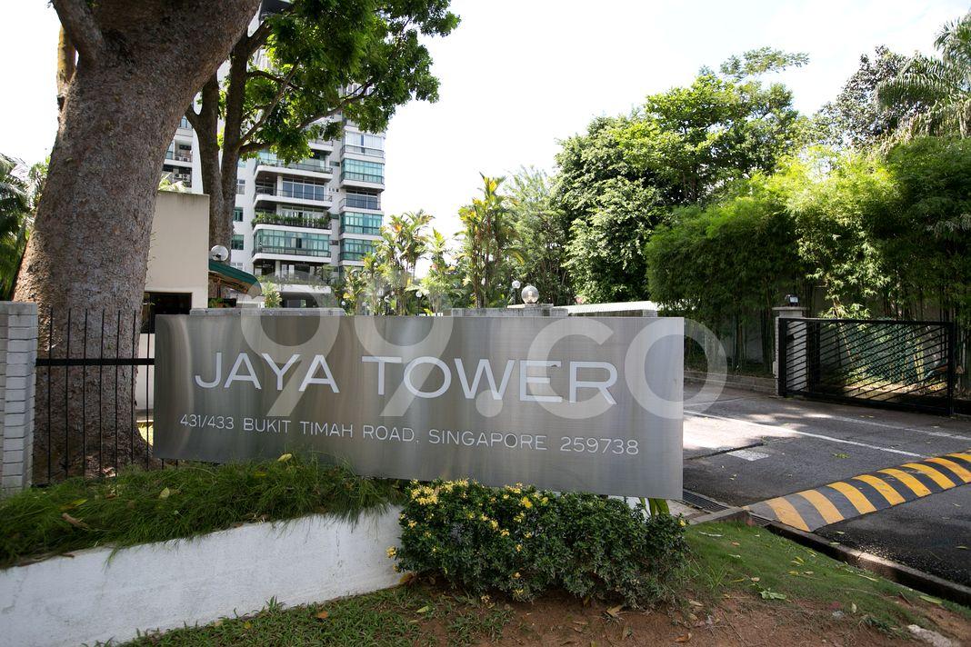 Jaya Tower  Logo