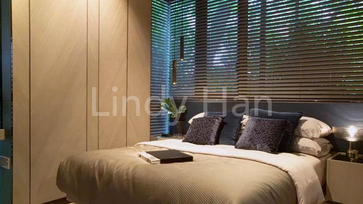 RV Altitude luxury freehold condo - bedroom