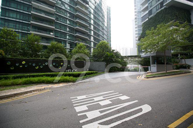 Helios Residences Helios Residences - Street